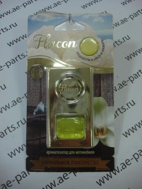 Ароматизатор воздуха Flacon на дефлектор ванильное лакомство