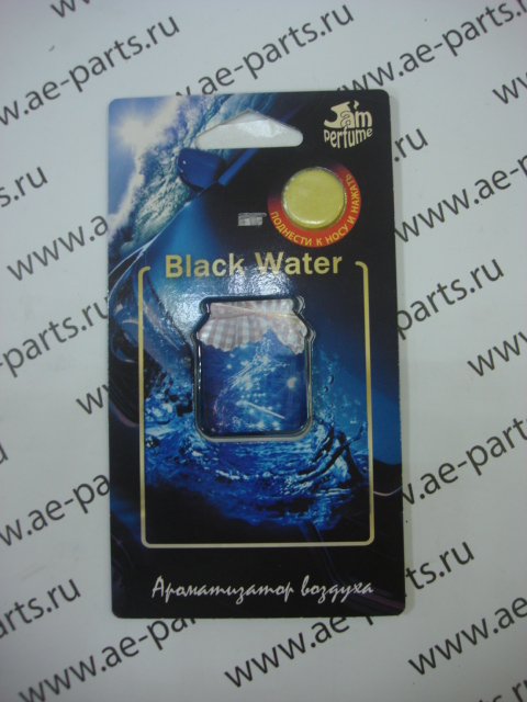 Ароматизатор воздуха Jam Perfume мембранный 5мл black water