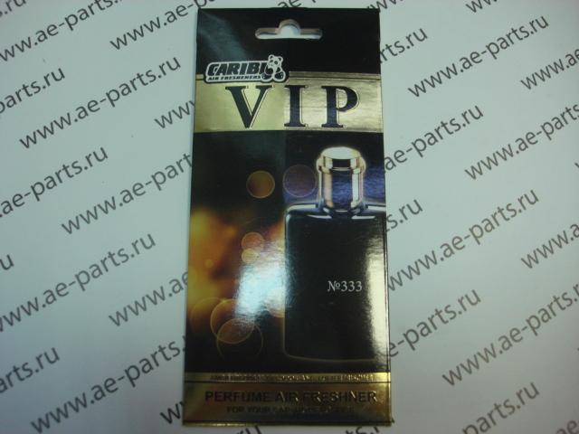 Ароматизатор воздуха CARIBI VIP №333 по мотивам Trussardi Black Extreme