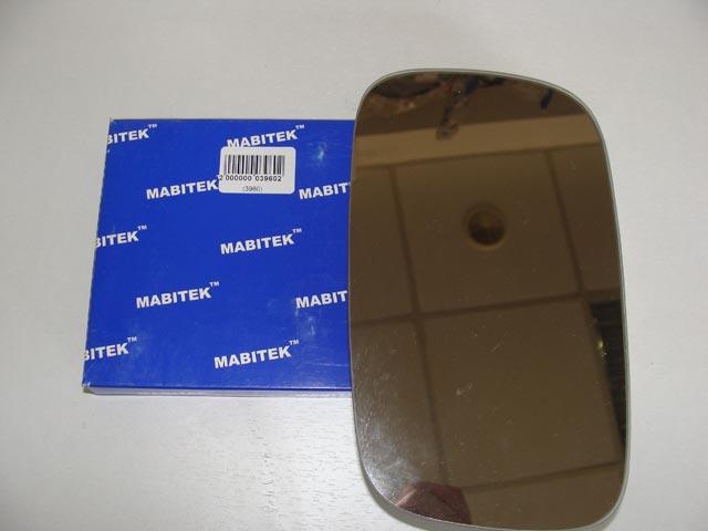 Зеркальный элемент VAG VW PASSAT B3 левое с обогревом сфера MABITEK 93608807