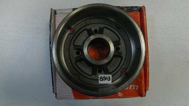 Барабан тормозной RENAULT LOGAN CLIO MEGANE 180мм без ABS FENOX TO216008