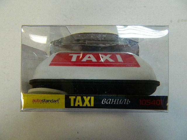 Ароматизатор воздуха TAXI ваниль